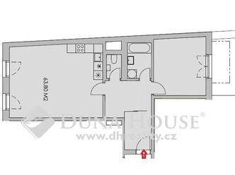 Prodej byt, Praha 3 Koněvova