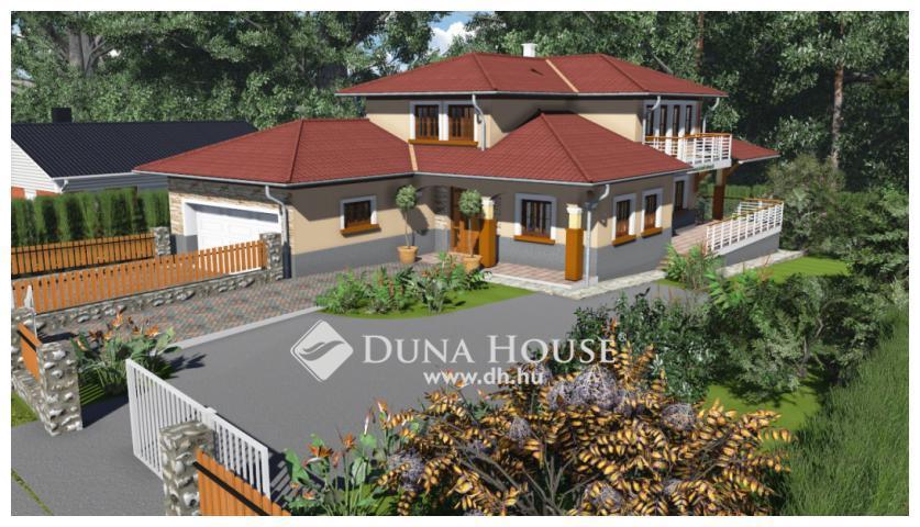 Eladó új 2 szintes ház