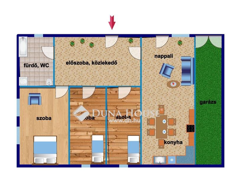 Eladó Ház, Baranya megye, Keszü, Petőfi utca