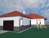 Eladó ház, Kecskemét, Ballószög új utcájában CSOK-ra alkalmas ház