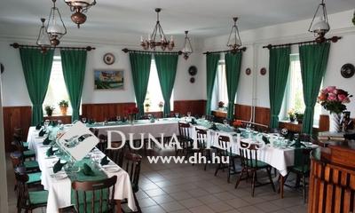 Eladó étterem, Somogy megye, Ságvár, Központ