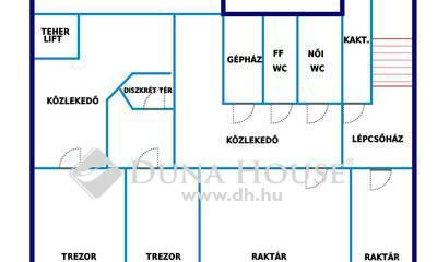 Eladó Irodaház, Győr-Moson-Sopron megye, Győr, lakóházas