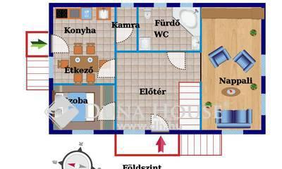 Eladó Ház, Pest megye, Dabas, Fő úton