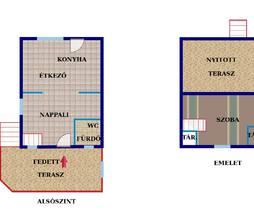 Eladó ház, Tahitótfalu