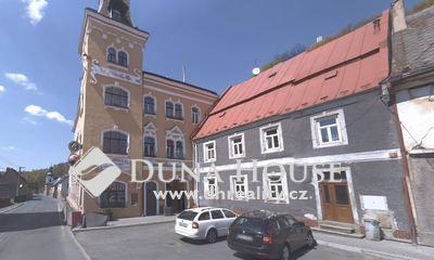 Prodej hotelu, penzionu, nám. Republiky, Horní Slavkov