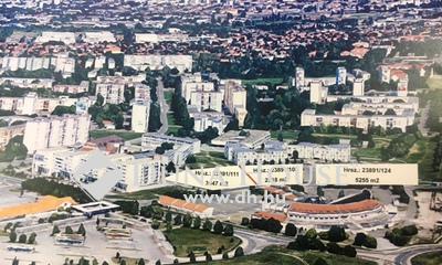 Eladó Telek, Baranya megye, Pécs, Siklósi u.