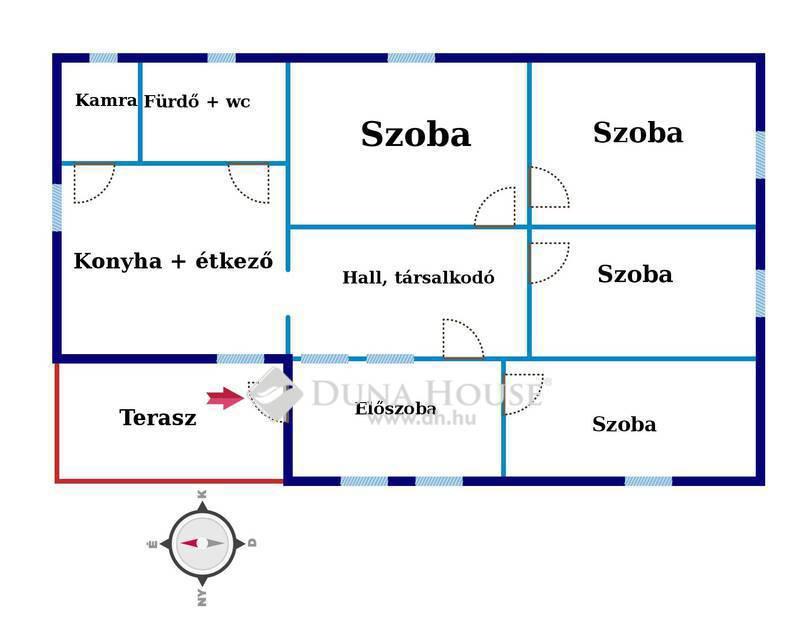 Eladó Ház, Bács-Kiskun megye, Petőfiszállás, Tanya utca