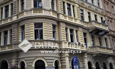 Prodej obchodního prostoru, Štěpánská, Praha 1 Nové Město