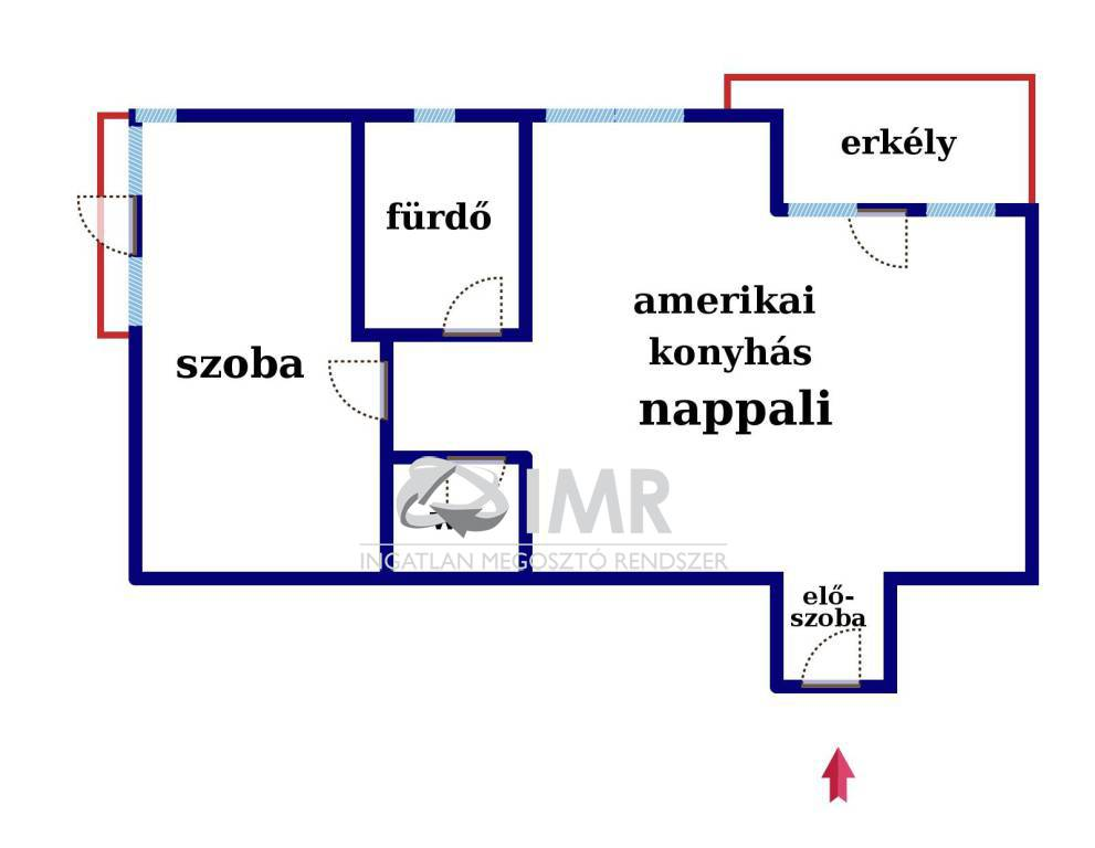 lakás  - Budapest, IX. kerület