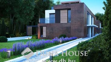 Eladó ház, Budapest 3. kerület, Panorámás luxus ingatlan Óbudán