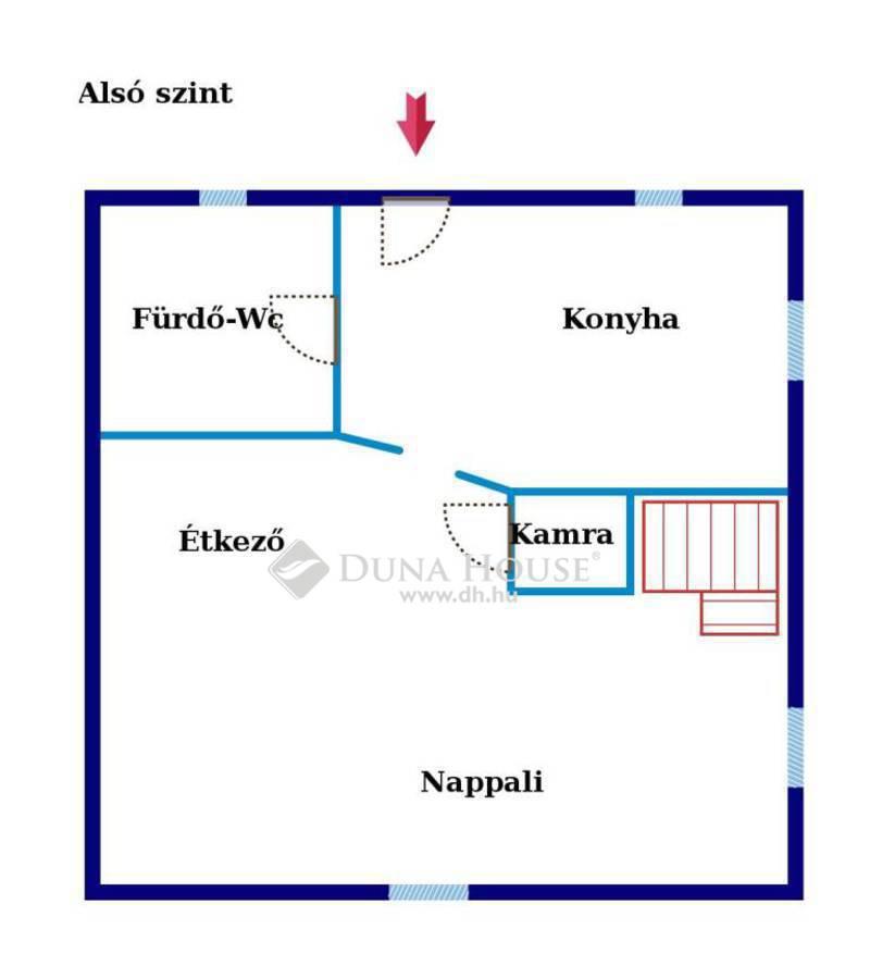 Eladó Ház, Baranya megye, Pécs, Zsolnay negyedben új építésű családi ház
