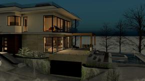 Eladó ház, Budapest 3. kerület, Testvérhegyi luxus-minimal ház, szép környezetben!
