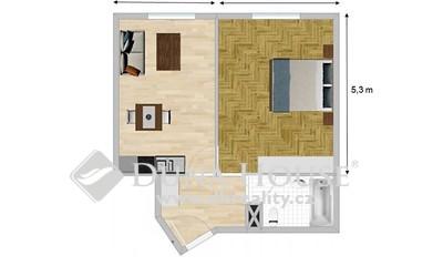 Prodej bytu, V Horkách, Praha 4 Nusle
