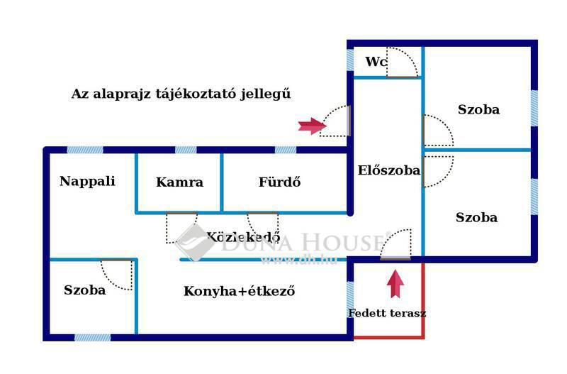 Eladó Ház, Pest megye, Gyál, Gyálon, hatalmas telken önálló családi ház!