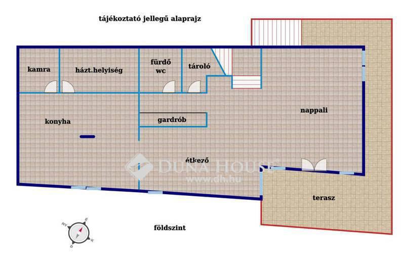 Eladó Ház, Budapest, 12 kerület, Béla Király út