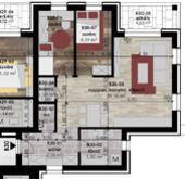 Eladó lakás, Szombathely, Belváros közeli- 2db Autóbeálló! Kulcsrakész