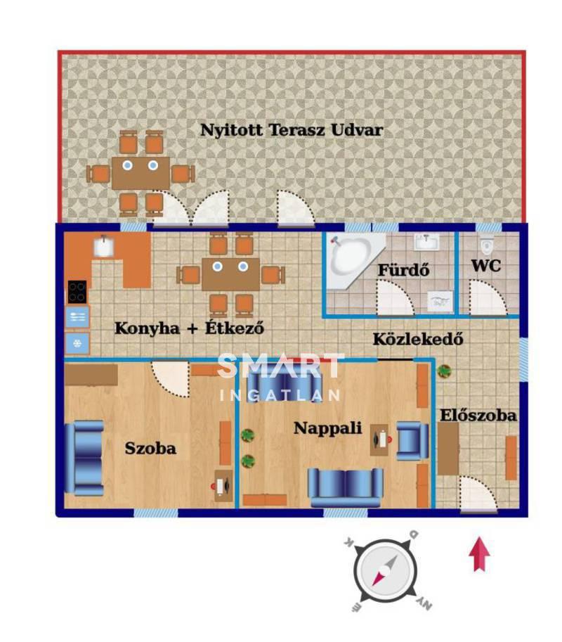 Eladó Ház, Bács-Kiskun megye, Kecskemét, Vacsihegy
