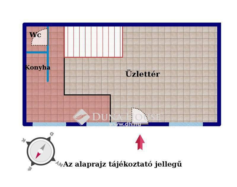 Eladó üzlethelyiség, Budapest, 1 kerület, Krisztina tértől 2 percre