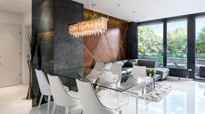 Eladó lakás, Budapest 2. kerület, Zivatar utcában panorámás luxus penthouse