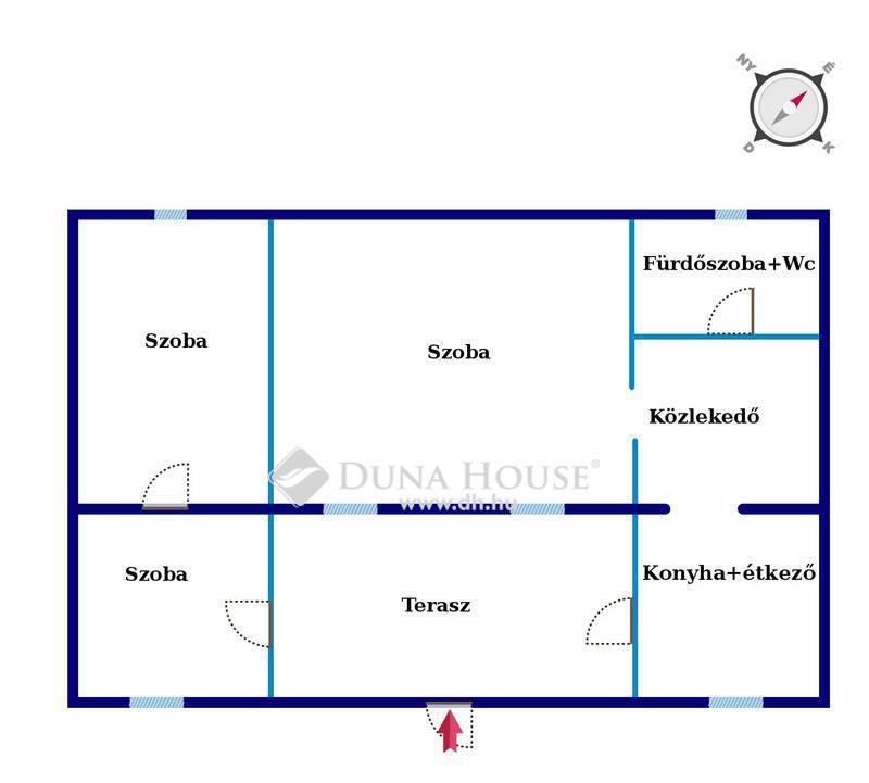 Eladó Ház, Bács-Kiskun megye, Kiskunfélegyháza, Kun utca