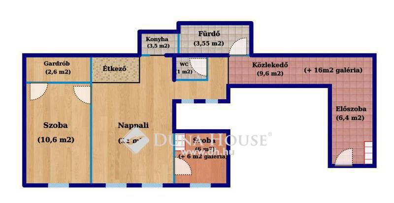 Eladó Lakás, Budapest, 8 kerület, Vajda Péter utca