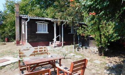 Eladó Ház, Bács-Kiskun megye, Kecskemét, Arborétum szomszédságában SZIGETELT faház