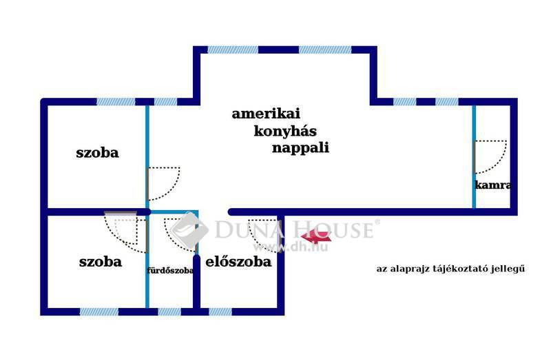 Eladó Lakás, Budapest, 13 kerület, PANORÁMÁS lakás a Duna Plázánál