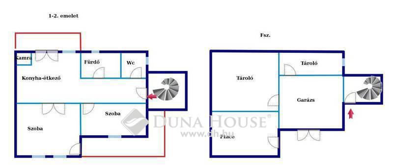 Eladó Ház, Baranya megye, Pécs, Gém utca