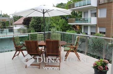 Eladó lakás, Budapest 2. kerület, 250 m2 terasz, panoráma, luxus