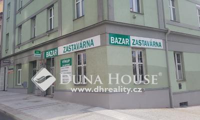 Pronájem obchodního prostoru, Zenklova, Praha 8 Libeň