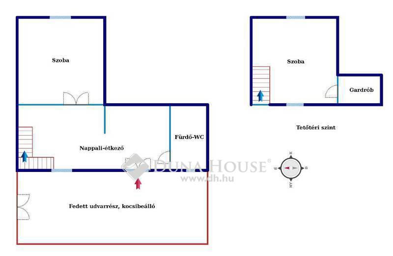 Eladó Lakás, Somogy megye, Kaposvár, *** Tallián köz, nappali-étkezős+2 szobás lakás