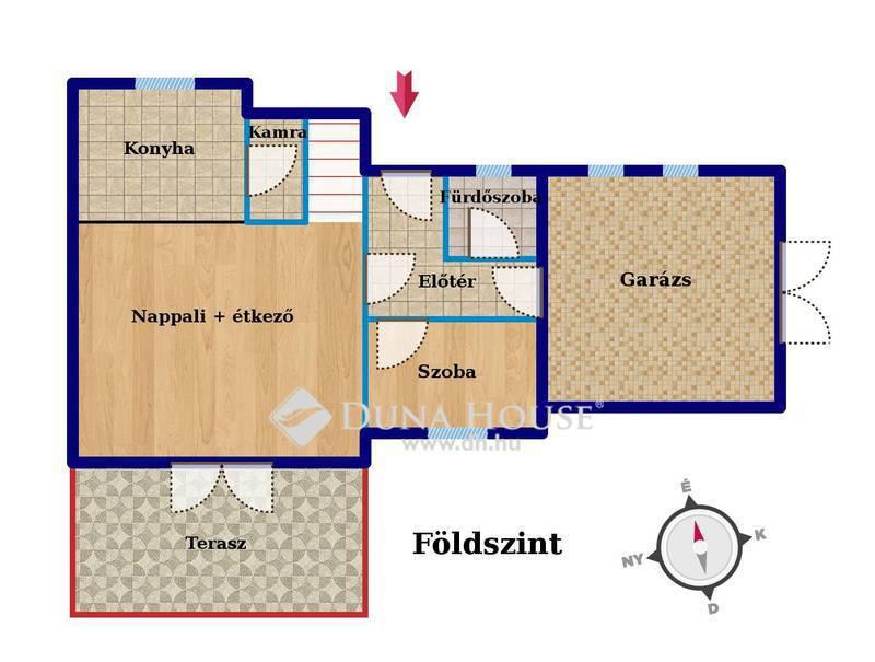 Eladó Ház, Budapest, 16 kerület, ÚJ ÉPÍTÉSŰ IKERHÁZ CSENDES UTCÁBAN