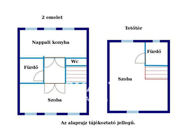 Eladó Ház, Komárom-Esztergom megye, Esztergom, Csendes intim környezet, Bazilika közelében