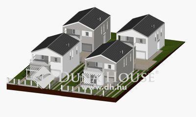 Eladó Ház, Budapest, 18 kerület, 159 nm Új építésű 3-es ház