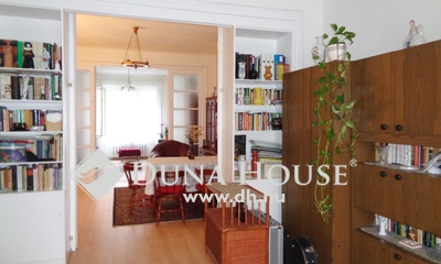 Eladó Lakás, Budapest, 13 kerület, Újlipótváros szívében nagypolgári, világos otthon