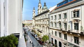 Eladó lakás, Budapest 5. kerület, Bazilika mellett, csökkentett forgalmú utcában