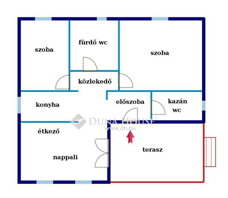 Eladó Ház, Hajdú-Bihar megye, Debrecen, Tündérrózsa utca