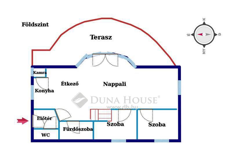 Eladó Ház, Pest megye, Diósd, Diósdligeten PANORÁMÁS,4 hálószobás különleges ház