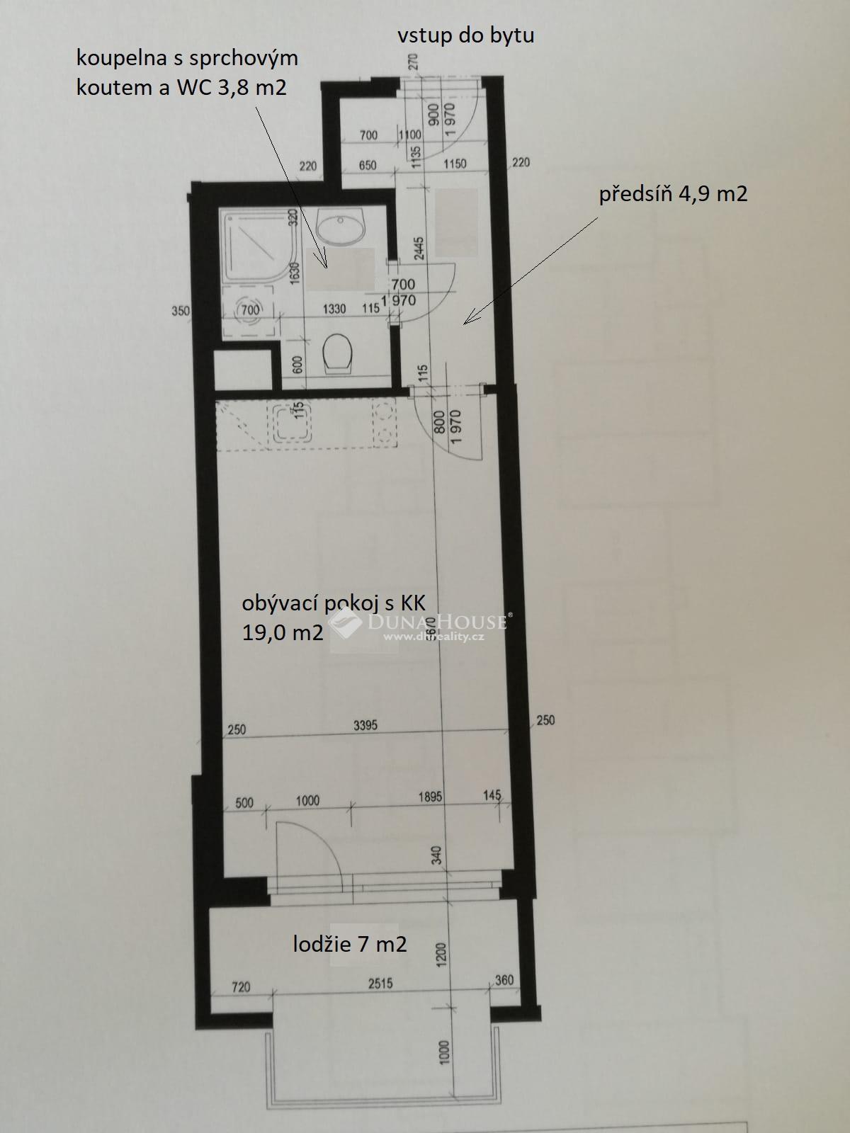 Prodej bytu, Prušánecká, Praha 5 Zličín
