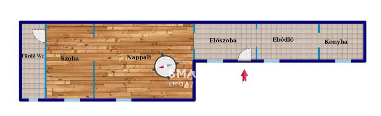 Eladó Ház, Bács-Kiskun megye, Kecskemét, Szultán utca