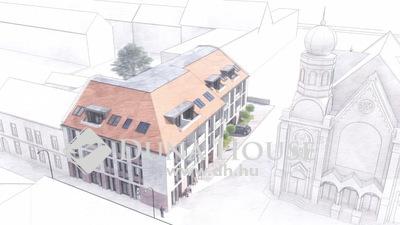 Eladó üzlethelyiség, Zala megye, Zalaegerszeg, Ady Residences, Ny-i 71m2 üzlethelyiség