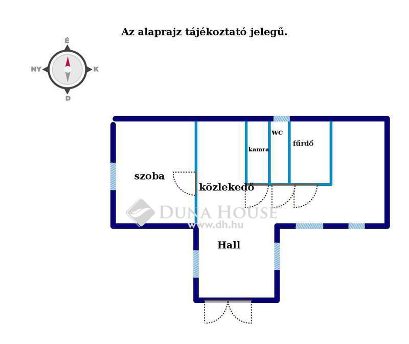 Eladó Ház, Zala megye, Keszthely, Központi