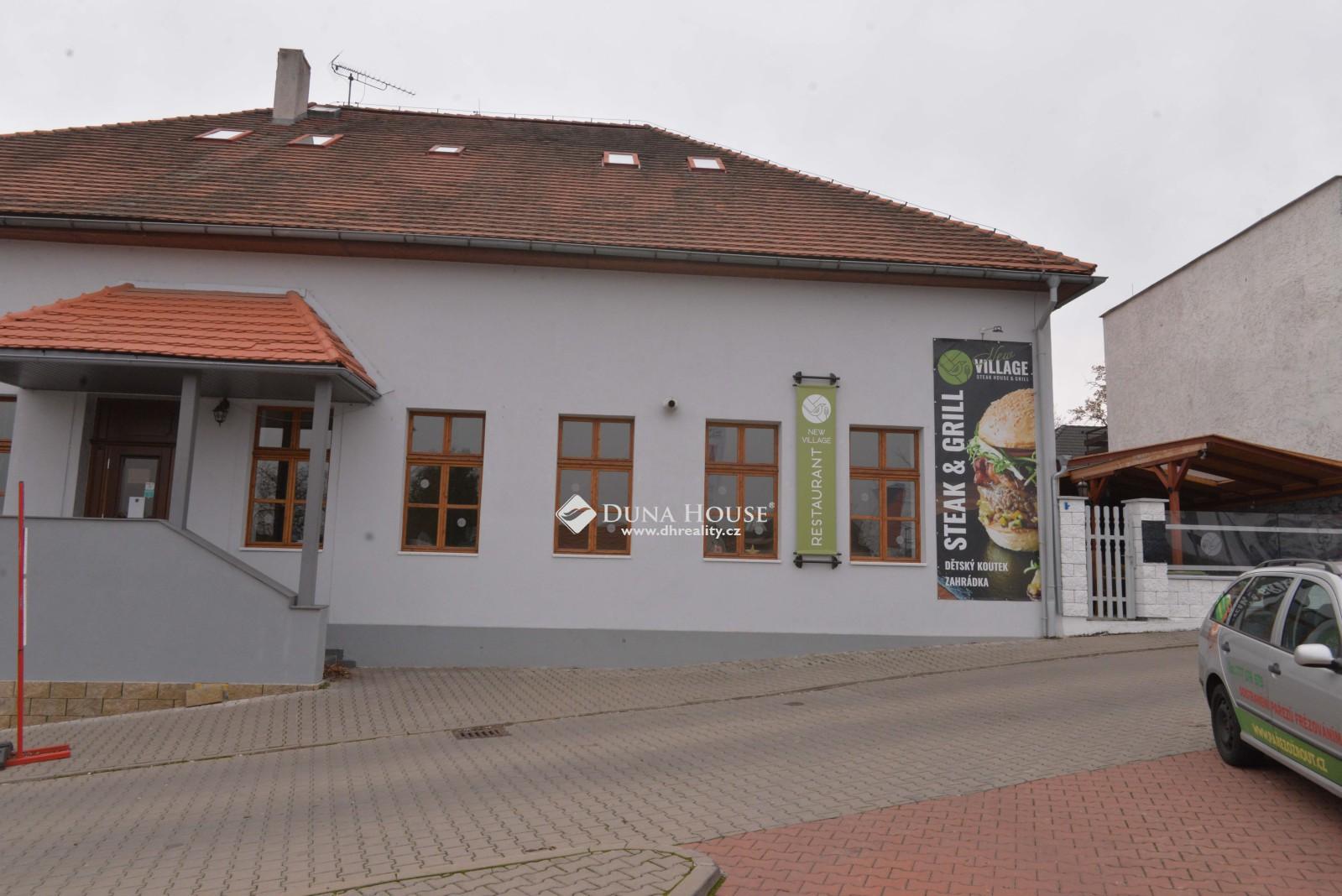 Prodej obchodního prostoru, Formanská, Praha 4 Újezd