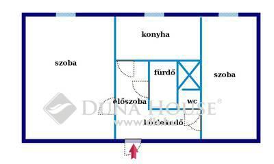 For rent Flat, Baranya megye, Pécs, Kacsóh Pongrác utca