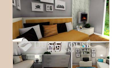 Eladó Ház, Veszprém megye, Csopak, Kétszintes panorámás luxuslakás
