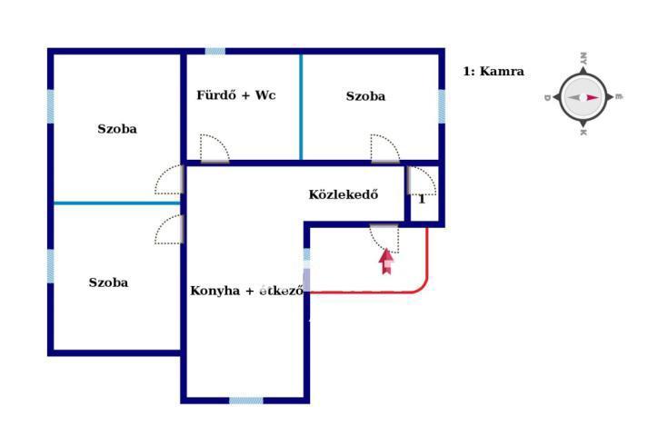 Eladó Ház, Budapest, 20 kerület,