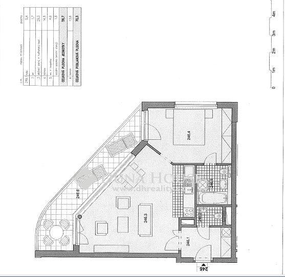 Prodej bytu, K Červenému Vrchu, Praha 6 Vokovice