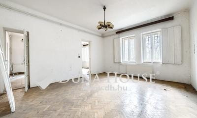Eladó Ház, Budapest, 11 kerület, Gellérthegy-Felújítandó Kúria-2-3lakás-tetőterasz