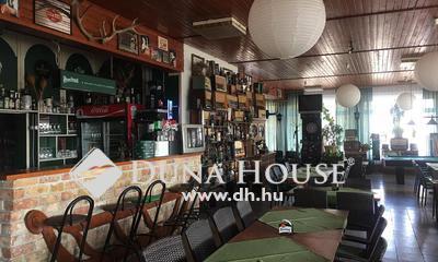 Eladó étterem, Somogy megye, Balatonfenyves, Szabad strand-tól 100 méterre, központi.