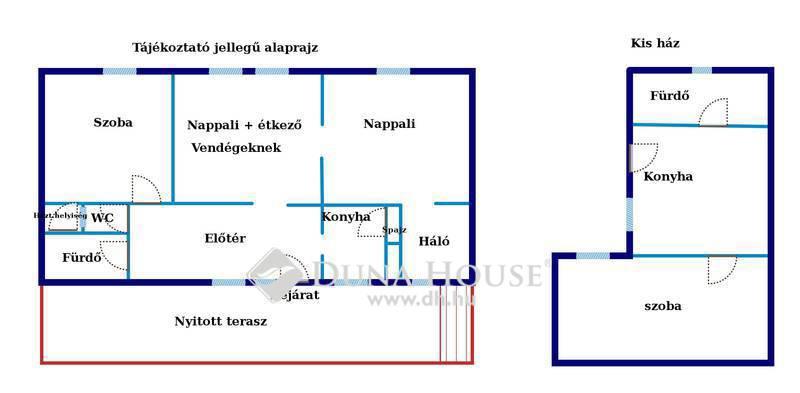 Eladó Ház, Budapest, 4 kerület, Fóti út közeli, csendes utca